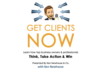 Get clients now podcast - Professional Success South